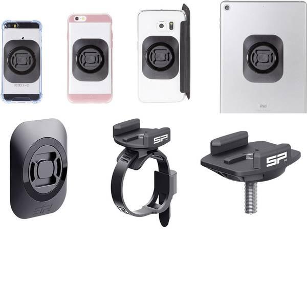 Altri accessori per biciclette - Supporto da manubrio per smartphone SP Connect SP BIKE BUNDLE UNIVERSAL Nero -