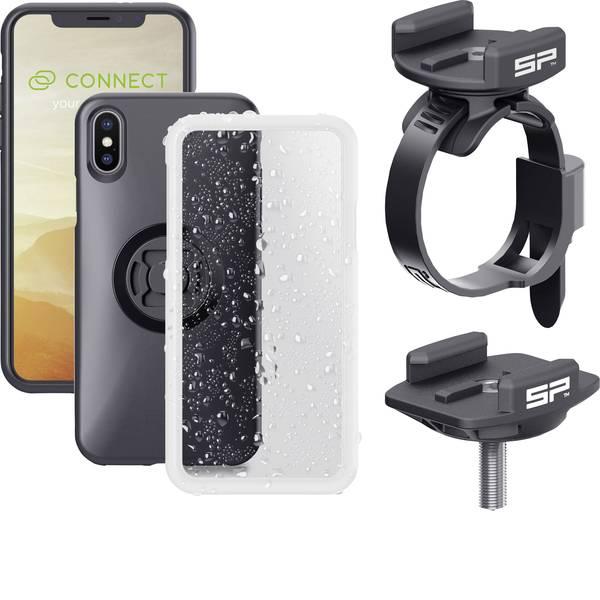 Altri accessori per biciclette - Supporto da manubrio per smartphone SP Connect SP BIKE BUNDLE IPHONE X Nero -