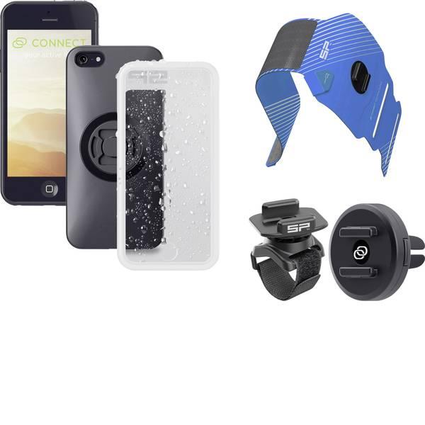 Altri accessori per biciclette - Supporto da manubrio per smartphone SP Connect SP MULTI ACTIVITY BUNDLE IPHONE 5/ SE Nero -