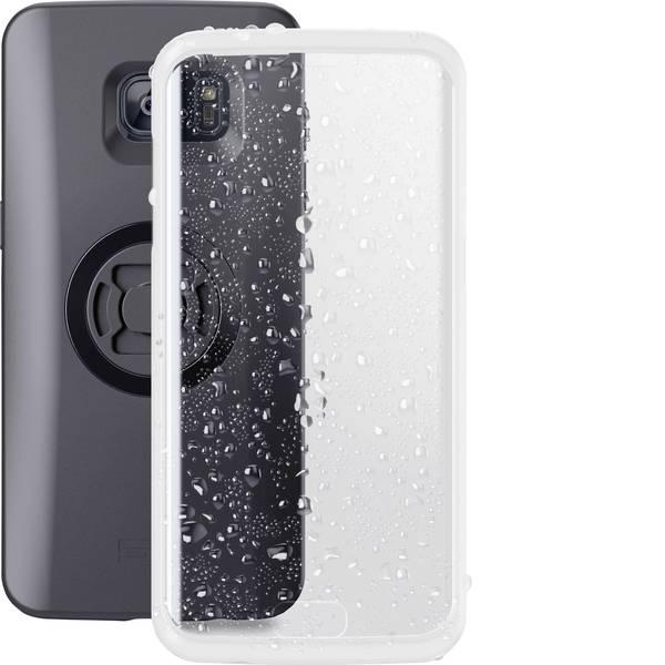 Altri accessori per biciclette - Copertura di protezione per smartphone SP Connect SP WEATHER COVER S7 EDGE Trasparente, Nero -