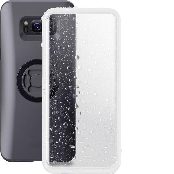 Altri accessori per biciclette - Copertura di protezione per smartphone SP Connect SP WEATHER COVER S8+ Trasparente, Nero -
