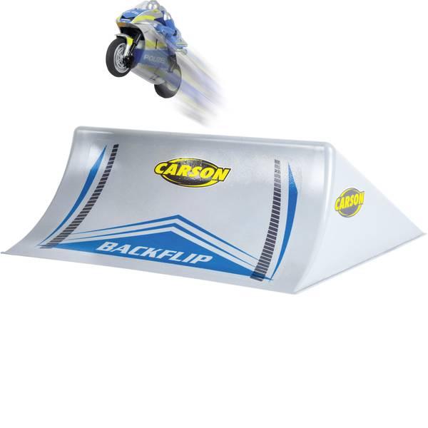Auto telecomandate - Carson Modellsport 500404139 Micro Bike Polizei 1:20 Motomodello Elettrica Motociclo Trazione posteriore -