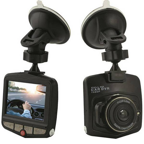 Dashcam - Denver CCT-1210 Dashcam Max. angolo di visuale orizzontale=120 ° 12 V Microfono -
