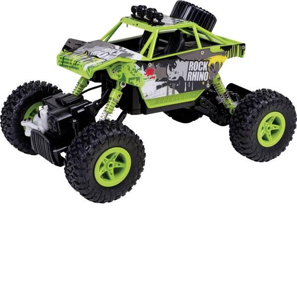 Auto telecomandate - Happy People RC 30079 Rock Rhino Automodello per principianti Elettrica Crawler -