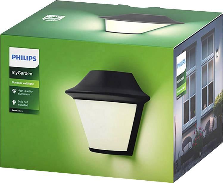 Lampade Da Parete Per Esterni : Philips serres pn lampada da parete per esterno led e