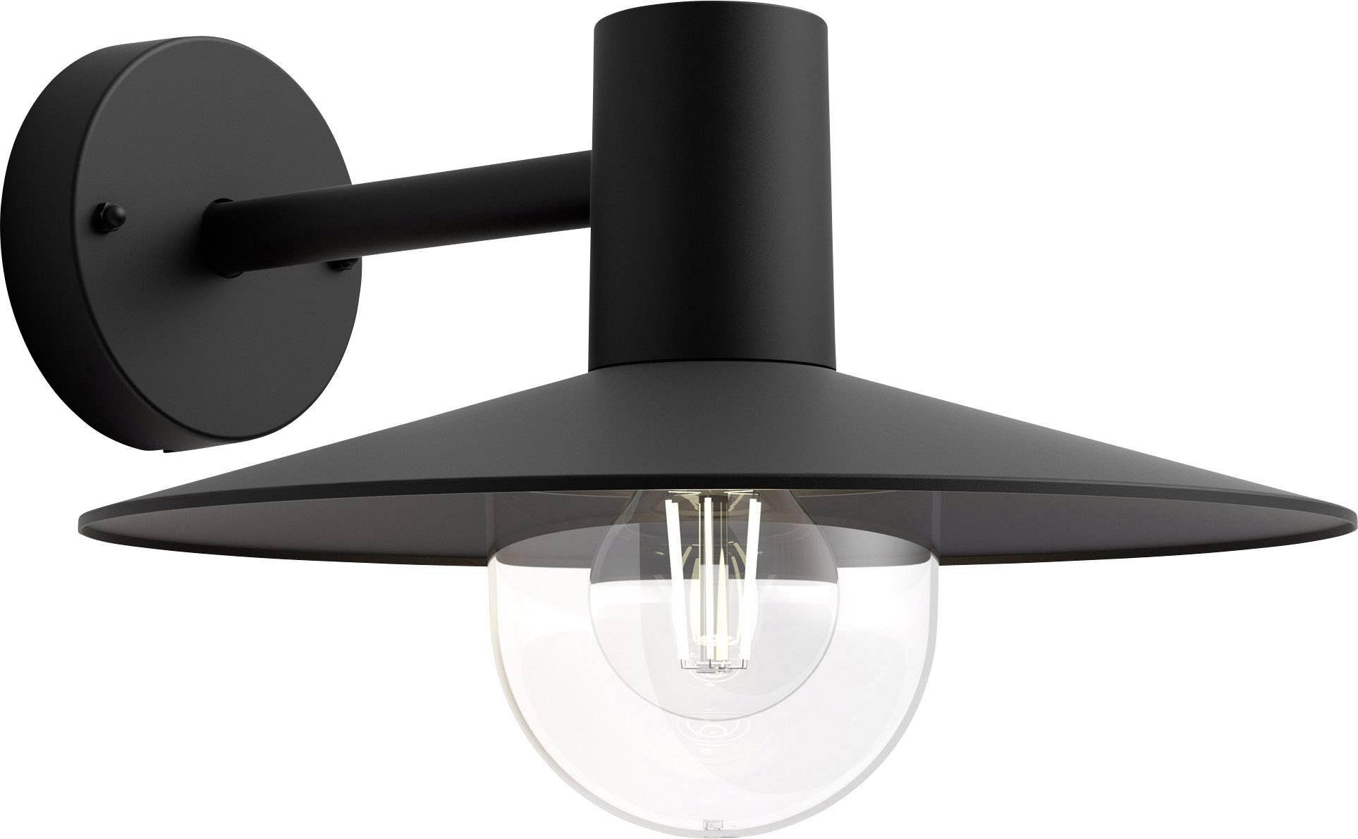 Lampade Da Parete Per Esterni : Philips skua pn lampada da parete per esterno led e w