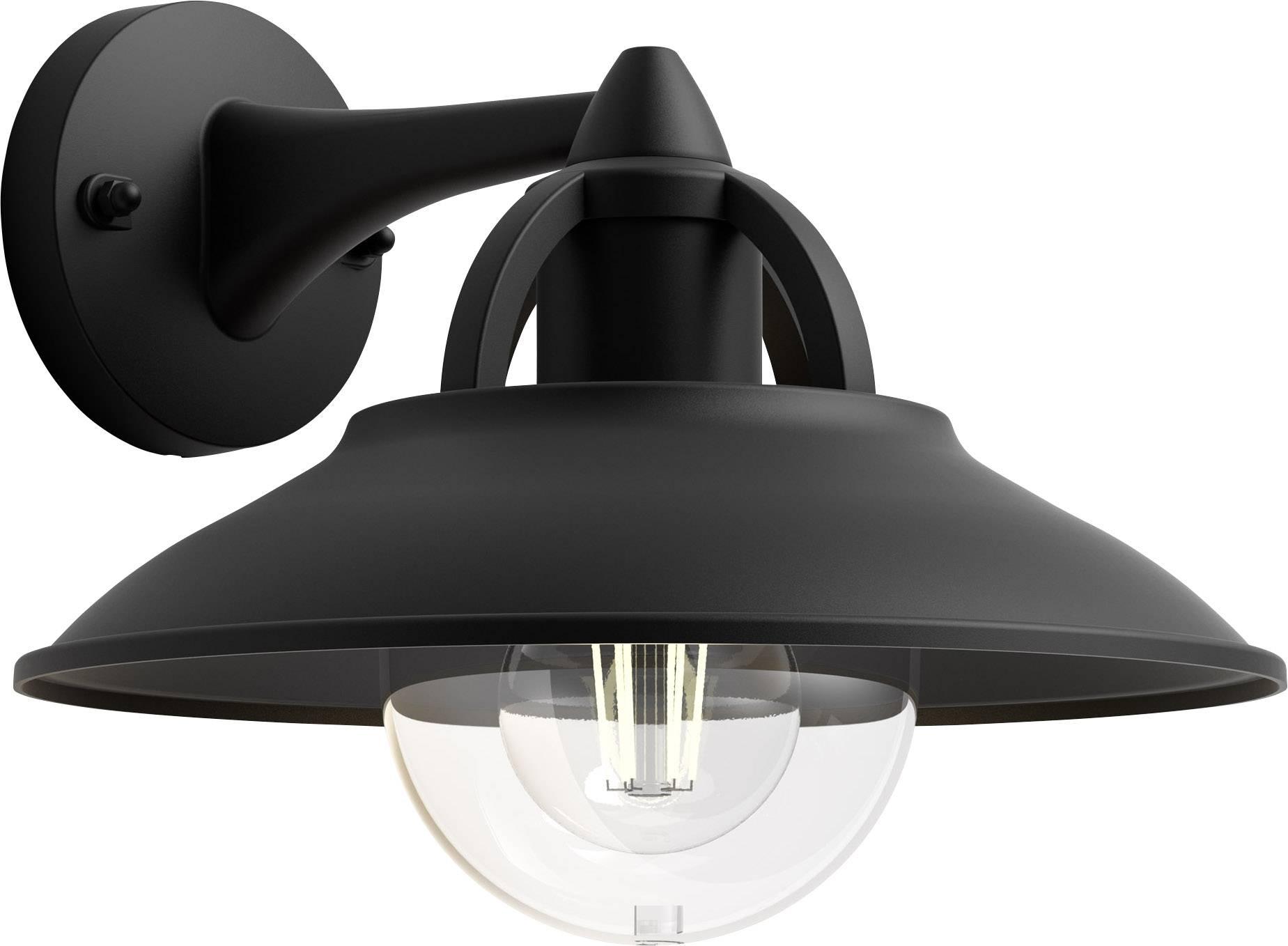 Lampade Da Parete Per Esterni : Philips comorant pn lampada da parete per esterno led e