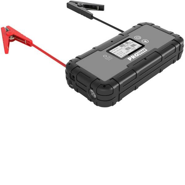 Jump Starter - Sistema di accensione rapido ProUser Kondensator Jump 800 A 16642 -