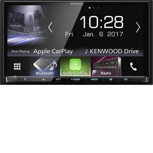 Autoradio e Monitor multimediali - Kenwood DMX7017BTS Moniceiver doppio DIN Collegamento per controllo remoto da volante, Collegamento per telecamera  -