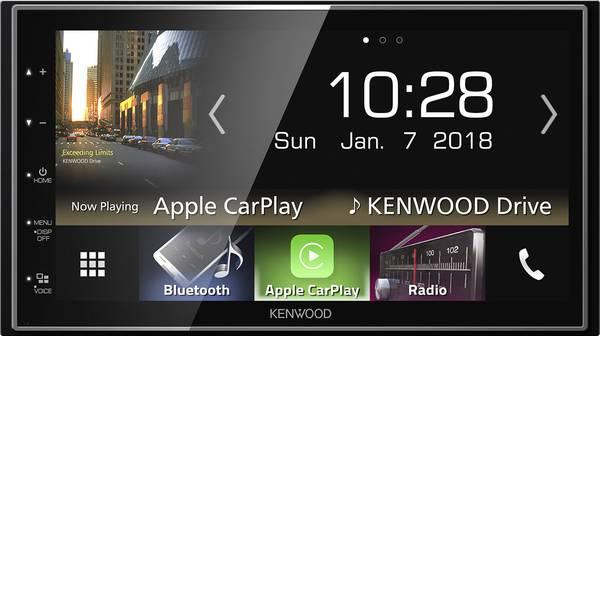Autoradio e Monitor multimediali - Kenwood DMX7018BTS Moniceiver doppio DIN Collegamento per controllo remoto da volante, Collegamento per telecamera  -