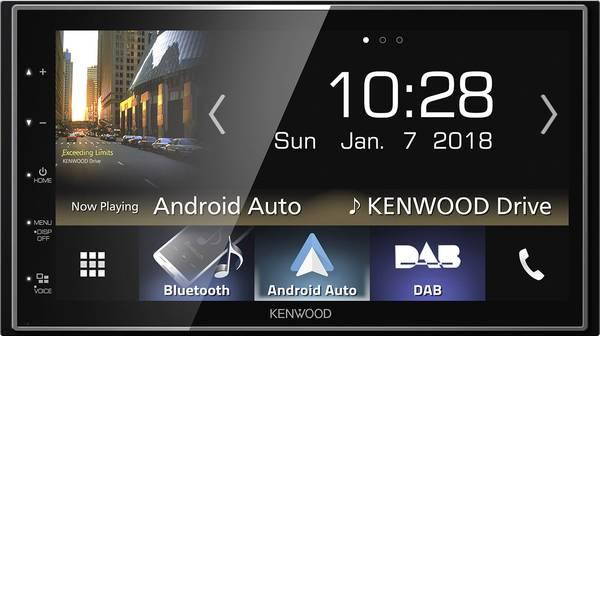 Autoradio e Monitor multimediali - Kenwood DMX7018DABS Moniceiver doppio DIN Collegamento per telecamera posteriore -