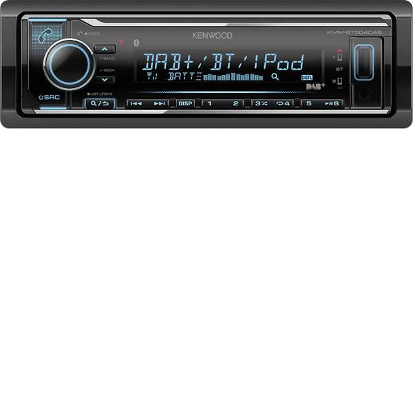 Autoradio e Monitor multimediali - Kenwood KMMBT504DAB Autoradio Collegamento per controllo remoto da volante, incl. Antenna DAB -