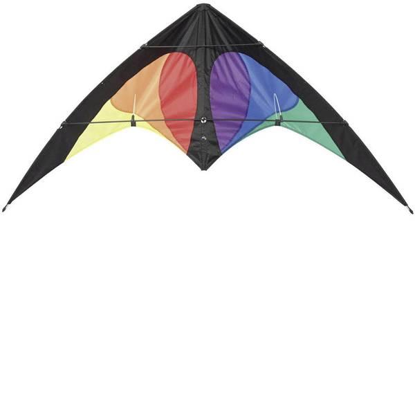 Aquiloni sportivi - Aquilone acrobatico HQ Bebop prisma R2F Larghezza estensione 1450 mm Intensità forza del vento 2 - 5 bft -