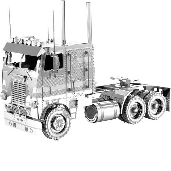 Kit di montaggio Metal Earth - Kit di metallo Metal Earth Freightliner - COE Truck -