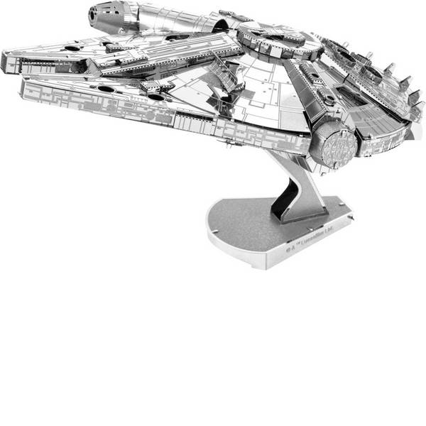 Kit di montaggio Metal Earth - Kit di metallo Metal Earth Iconx Star Wars Millenium -