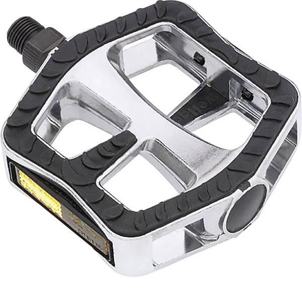 Altri accessori per biciclette - Pedale per bicicletta Wellgo Komfort-Pedale XL Argento, Nero -