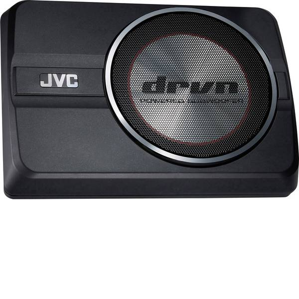Subwoofer e telai da auto - JVC CWDRA8 Subwoofer attivo per auto 250 W -