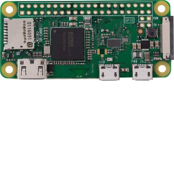 Schede di sviluppo e Single Board Computer - Raspberry Pi® Zero W 512 MB 1 x 1.0 GHz Raspberry Pi® -