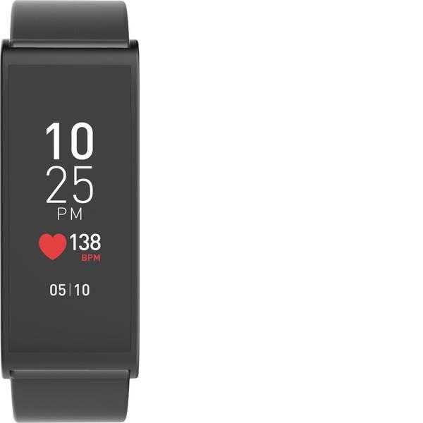 Dispositivi indossabili - Fitness Tracker MyKronoz ZEFIT4 Col. corpo: Nero Colore (braccialetto): Nero -