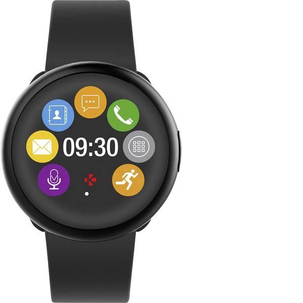 Dispositivi indossabili - Smartwatch MyKronoz ZEROUND2 Col. corpo: Nero Colore (braccialetto): Nero -