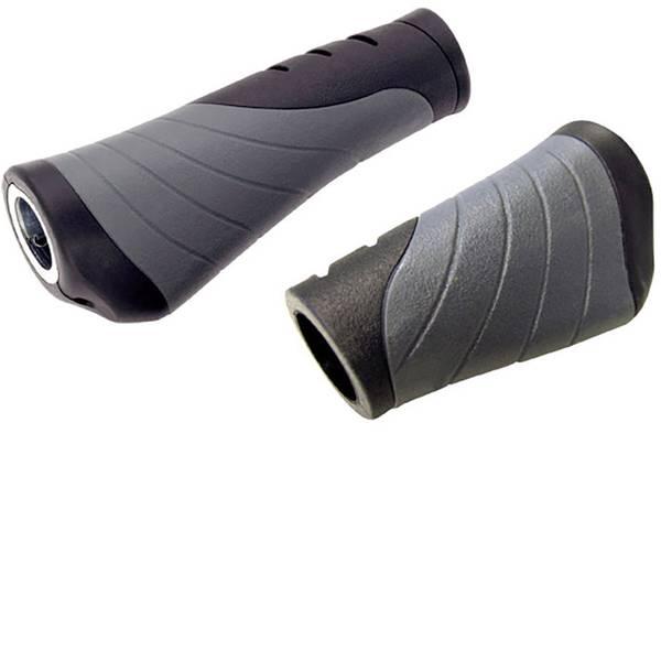 Accessori e manubri per bicicletta - Manopole Allround D2 135/92 mm Grigio, Nero -