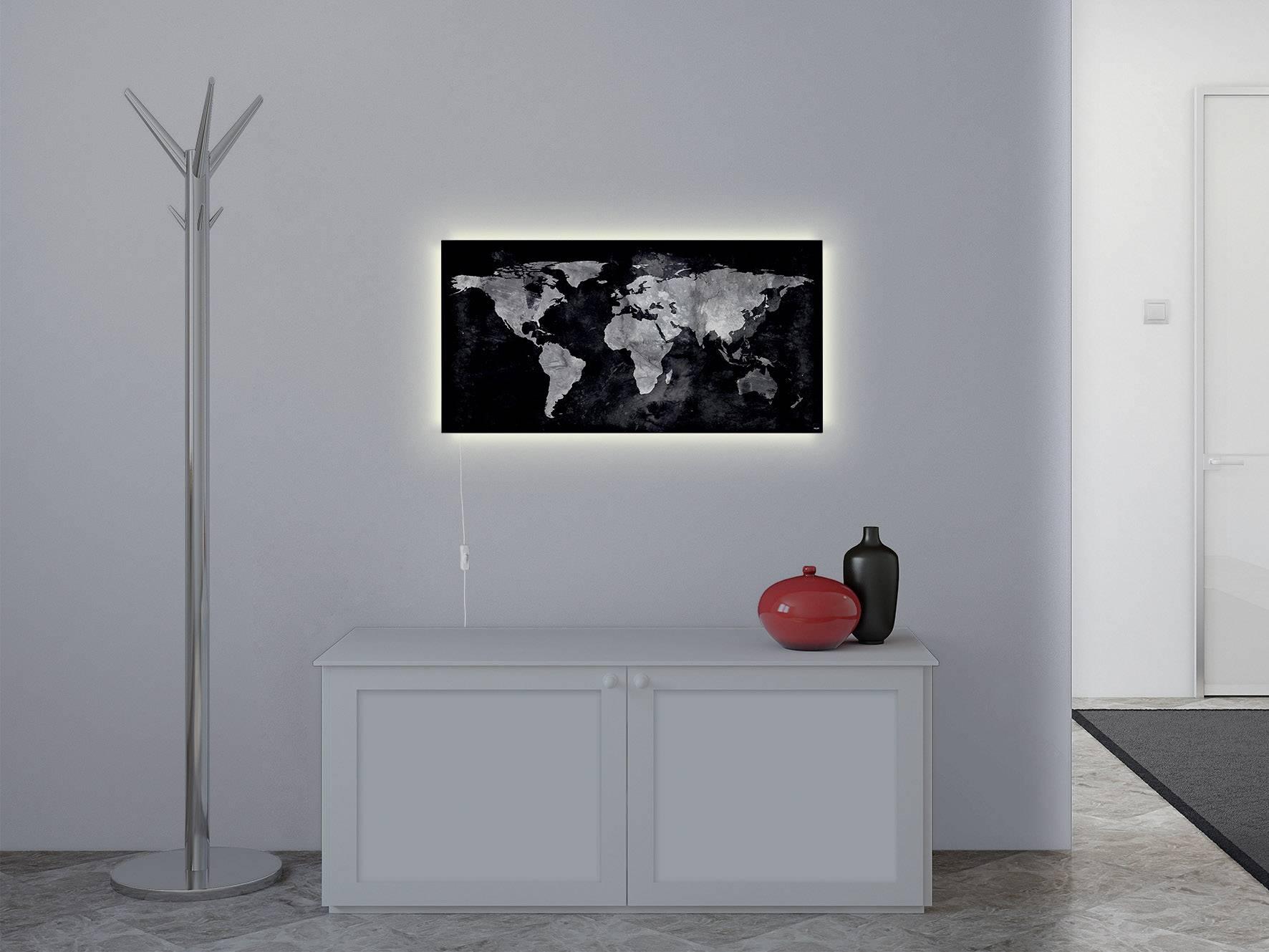 Vaschetta portapenne sigel scheda magnetica di vetro artverum® gl409