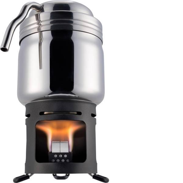 Fornelli da campeggio - Fornello da campeggio Esbit coffeemaker 20102400 Acciaio inox, Alluminio -