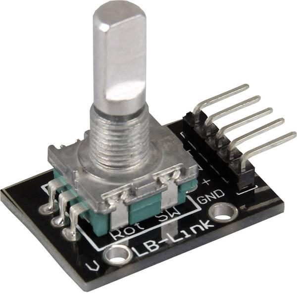 Moduli e schede Breakout per schede di sviluppo - Kit sensori COM-KY0 40RE Arduino, Raspberry Pi® -