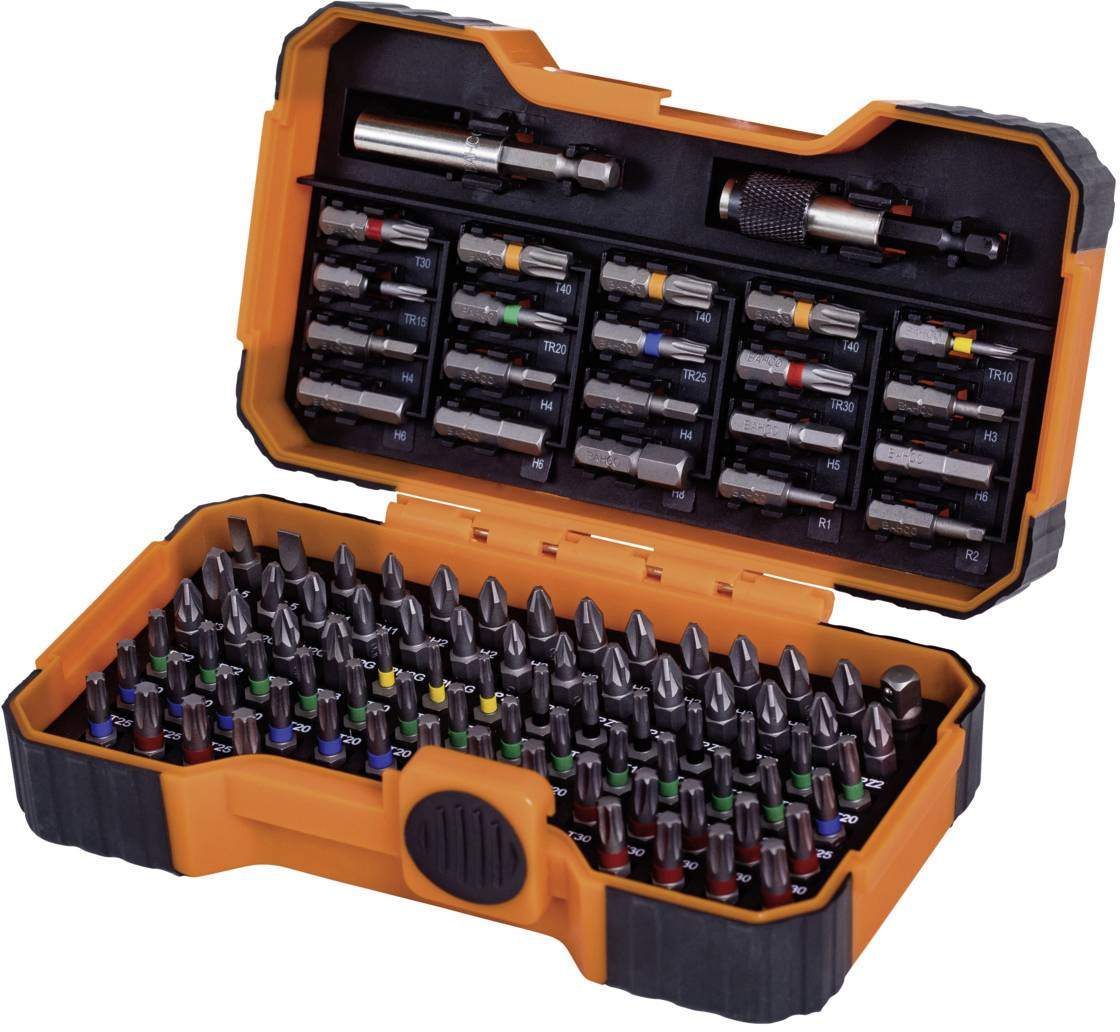 Bahco 59/S100BC Kit inserti di