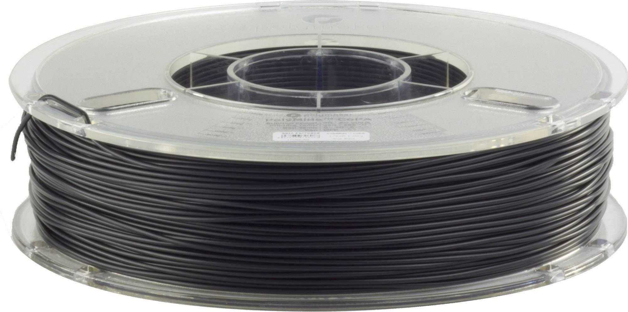 Polymaker Polymide Copa filamento in Nylon Nero 1.75mm 750g STAMPANTE 3d