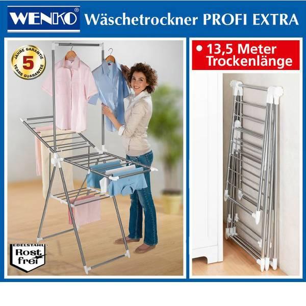 Stendibiancheria - Wenko asciugatrice extra professionale -