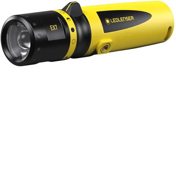 Lampade e torce per ambienti EX - Torcia tascabile Zona Ex: 0, 20 Ledlenser EX7 200 lm 120 m -