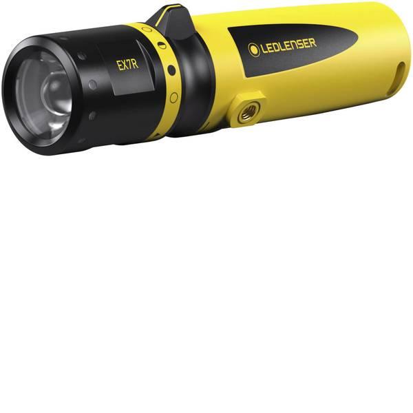 Lampade e torce per ambienti EX - Torcia tascabile Zona Ex: 1, 21 Ledlenser EX7R 220 lm 140 m -