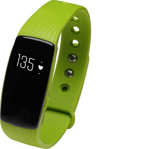 Dispositivi indossabili - Denver BFH-12 Fitness Tracker Verde -