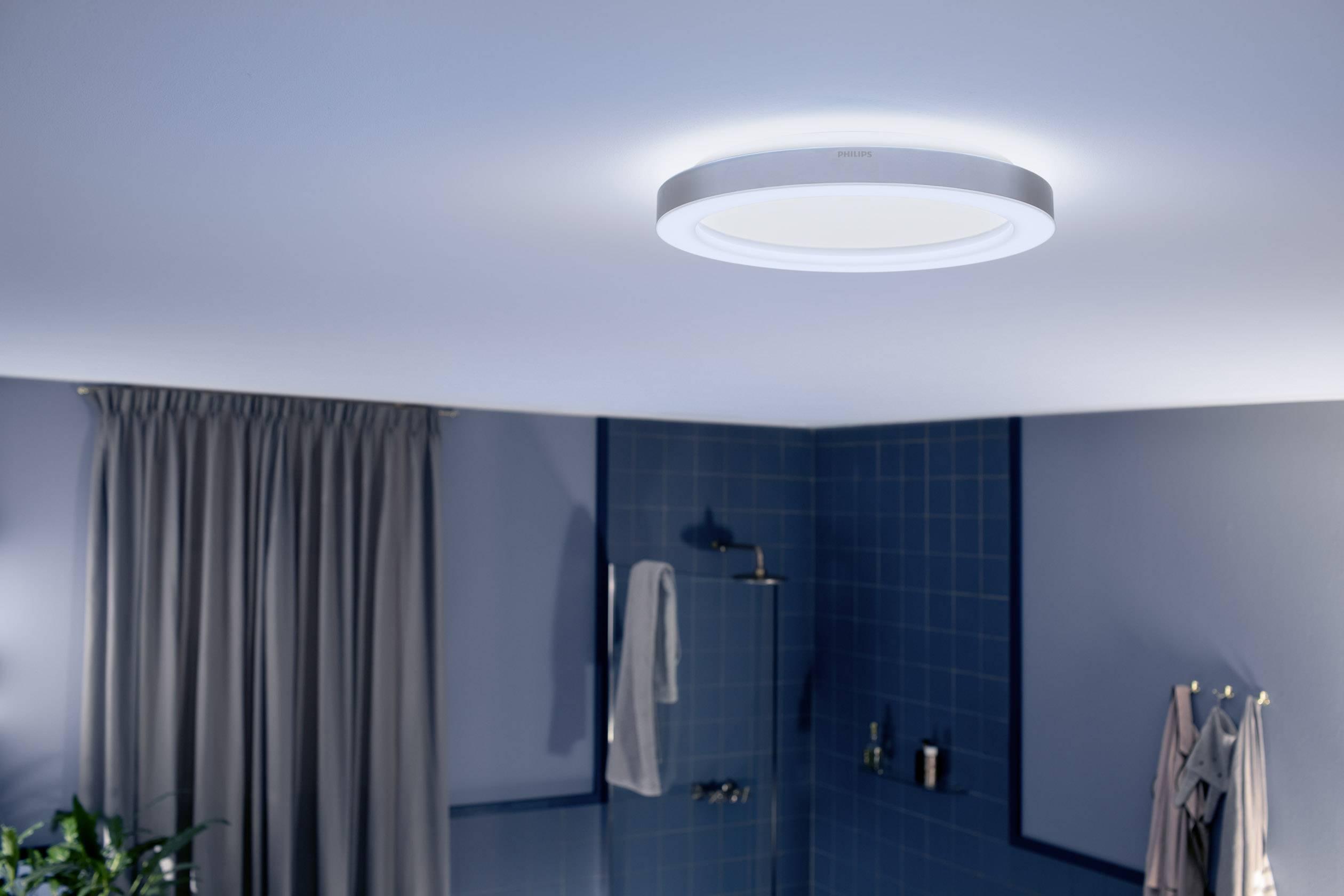 Philips lighting hue lampada soffitto led da bagno con interruttore