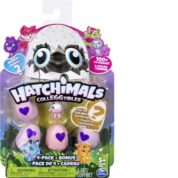 Animali di peluche - Spin Master Hatchimals Collegtibles confezione da 4 pz. + personaggio bonus -