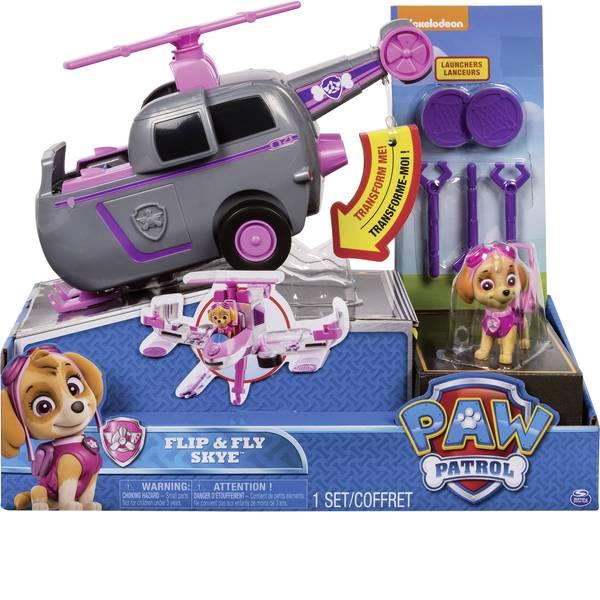 Veicoli senza telecomando - Spin Master Paw Patrol Flip and Fly Skye del veicolo -