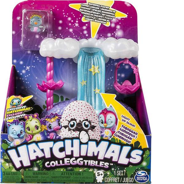 Animali di peluche - Spin Master Hatchimals Colleggtibles Water Whishingstar set da gioco -