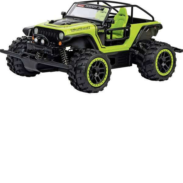 Auto telecomandate - Carrera RC 370183019 Jeep Trailcat -AX- 1:18 Automodello per principianti Elettrica Fuoristrada incl. Batteria e  -