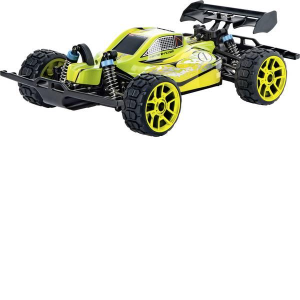 Auto telecomandate - Carrera RC 370183012 Lime Star 1:18 Automodello per principianti Elettrica Monstertruck 4WD incl. Batteria, caricatore e  -