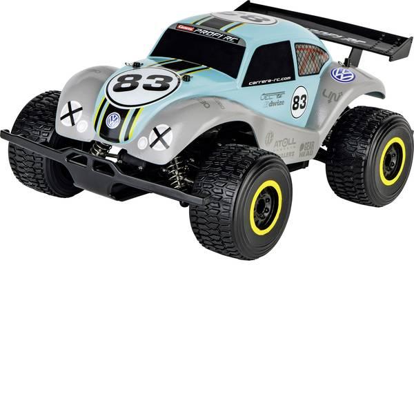 Auto telecomandate - Carrera RC 370183013 VW Beetle 1:18 Automodello per principianti Elettrica Buggy 4WD incl. Batteria e caricatore -