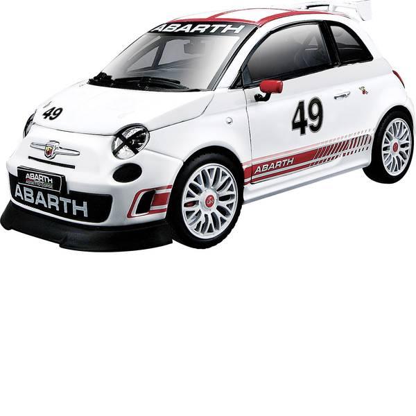 Modellini statici di auto e moto - Bburago Abarth 500 Assetto Corse 1:24 Automodello -