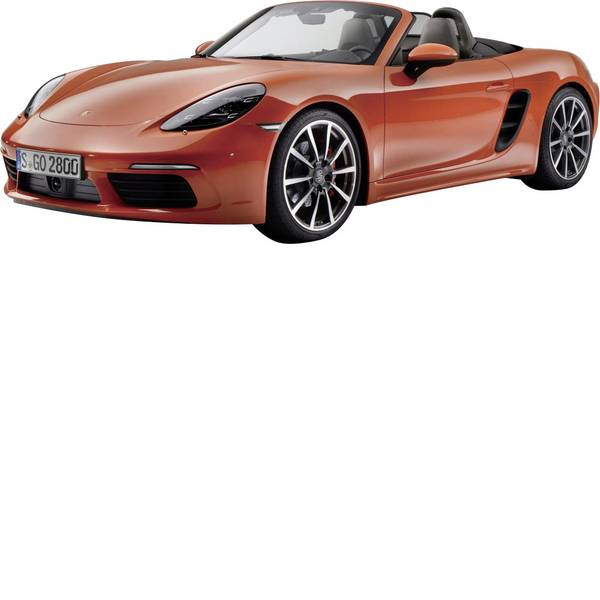 Modellini statici di auto e moto - Bburago Porsche 718 Boxter 1:24 Automodello -