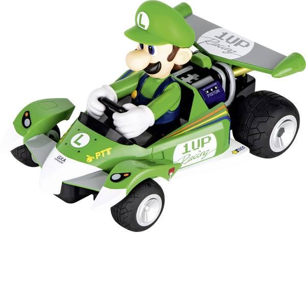 Auto telecomandate - Carrera RC 370200991 Mario Kart Circiut Special, Luigi 1:18 Automodello per principianti Elettrica Auto stradale incl.  -