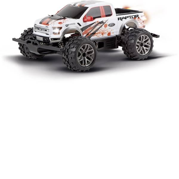Auto telecomandate - Carrera RC 370183017 Ford F-150 Raptor 1:18 Automodello per principianti Elettrica Monstertruck 4WD incl. Batteria e  -