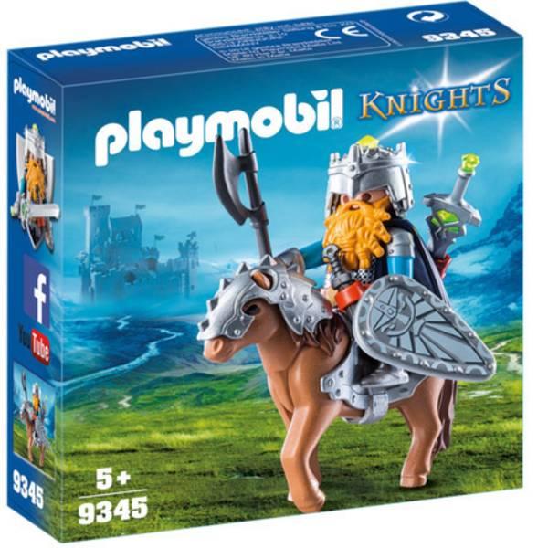 Personaggi da gioco - Play minivelivolo in mobile e Pony con armatura -