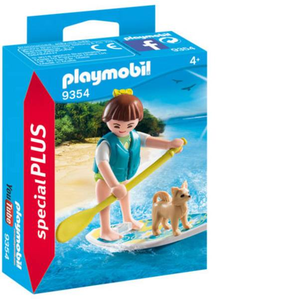 Personaggi da gioco - Play Stand Up Paddling mobile -