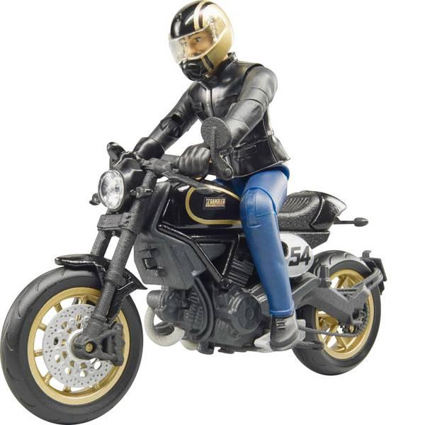 Veicoli senza telecomando - Fratello maggiore Scrambler Ducati caffè Racer con conducente -