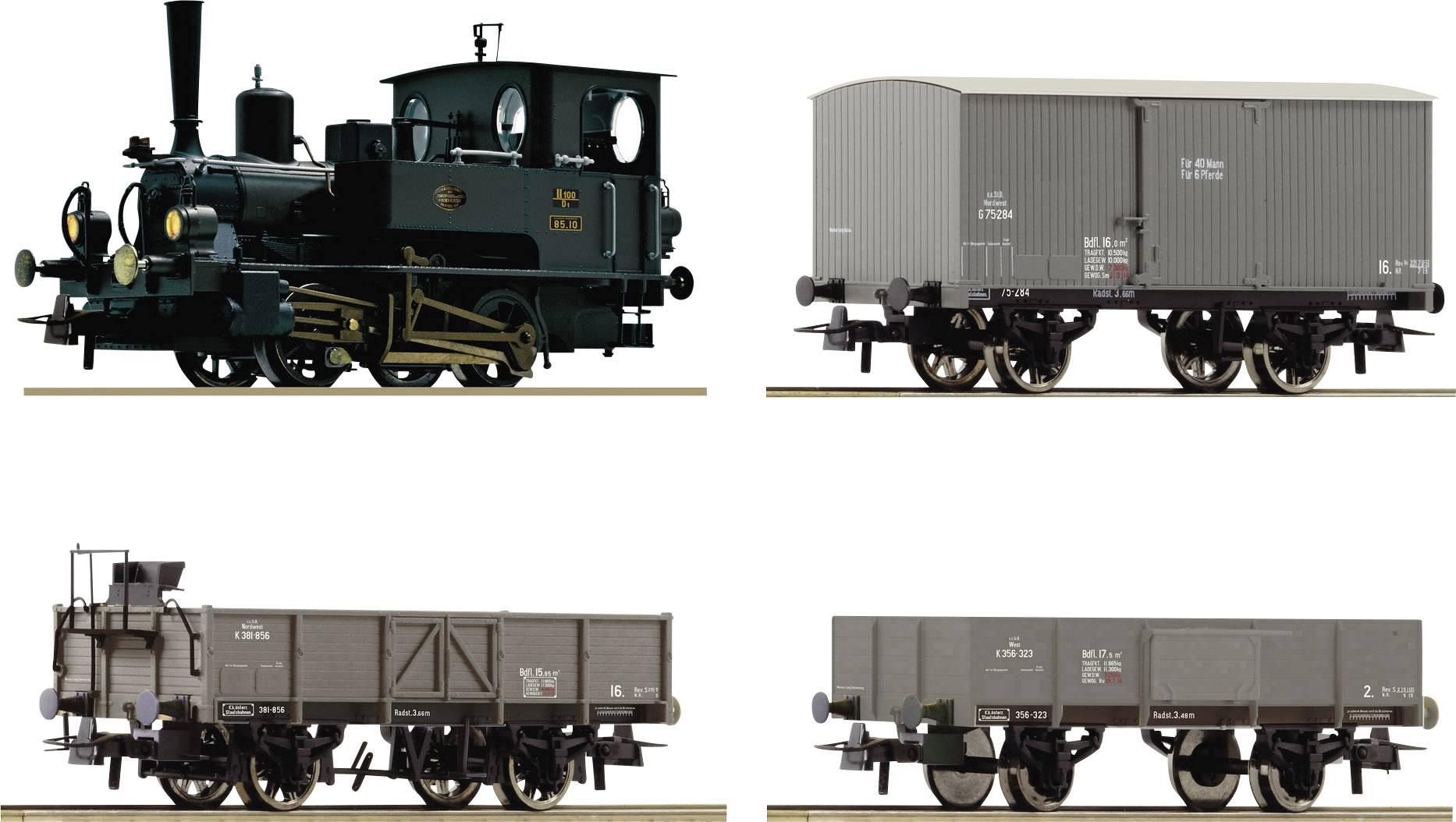 Roco 61457 H0 Treno merci di k
