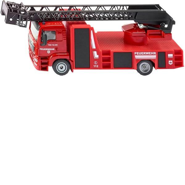 Veicoli senza telecomando - Siku giocattoli Autoscala dei vigili del fuoco MAN -